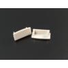 Kép 3/3 - LED Profiles Surface-3 Alumínium U profil végzáró elem, szürke