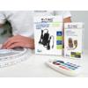 Kép 8/9 - V-TAC LED szett kültéri: 5 méter RGB+vezérlő + táp. 5050-30