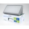 Kép 5/9 - V-TAC Landscape fali lámpa (20W) szürke, természetes fehér IP65