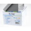 Kép 6/9 - V-TAC Landscape fali lámpa (20W) szürke, meleg fehér IP65
