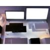 Kép 7/9 - V-TAC Landscape fali lámpa (20W) szürke, meleg fehér IP65