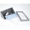 Kép 4/9 - V-TAC Landscape fali lámpa (20W) szürke, hideg fehér IP65