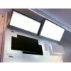 Kép 9/9 - V-TAC Landscape fali lámpa (20W) szürke, hideg fehér IP65