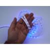 Kép 5/5 - V-TAC 2013 LED szalag beltéri 3528-60 (12 Volt) - kék DEKOR