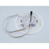 Kép 5/5 - V-TAC 2462 LED szalag beltéri 2835-204 (12 Volt) - természetes fehér DEKOR