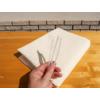 Kép 2/4 - Nortene Sunnet Kit Polyester háromszög alakú napvitorla (árnyékoló) 5 x 5 x 5 m - bézs