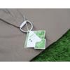 Kép 2/4 - Nortene Sunnet Kit Polyester négyzet alakú napvitorla (árnyékoló) 3.6 x 3.6 m - barna