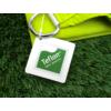 Kép 3/4 - Nortene Sunnet Kit Polyester négyzet alakú napvitorla (árnyékoló) 3.6 x 3.6 m - zöld