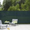 Kép 1/3 - Nortene Szőtt árnyékoló háló 85%, rögzítő hurkokkal TEXANET (2x10 méter) zöld