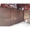 Kép 4/6 - Nortene Szőtt árnyékoló háló 95%-os takarás, TOTALTEX (2x10 méter) barna