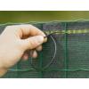Kép 3/4 - Nortene Szőtt árnyékoló háló 100%, gomblyukakkal SUPRATEX (1.5x50 méter) zöld