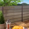 Kép 1/4 - Nortene Szőtt árnyékoló háló 85%, fűzőlyukakkal HAVANA (1.5x5 méter) barna