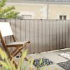 Kép 1/6 - Nortene Belátásgátló fűzőlyukkal 85%, modern árnyékoló háló EVERLY (1 x 5 méter)