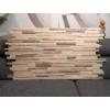 Kép 2/4 - Regul PVC falpanel - Szeletelt kő - Modern fa