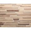 Kép 3/4 - Regul PVC falpanel - Szeletelt kő - Modern fa