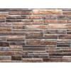 Kép 3/4 - Regul PVC falpanel - Szeletelt kő - Kis barna