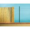Kép 4/6 - Nortene Belátáskorlátozó 75%, természetes nádszövet REEDCANE (2x5 méter)