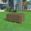 Kép 1/3 - Nortene Covertop kerti bútor takaró huzat (225x145x90cm) négyszögletes asztal + 4 szék