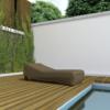 Kép 1/3 - Nortene Covertop kerti bútortakaró (200x80x40cm) nyugágy, napozóágy
