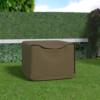 Kép 1/3 - Nortene Covertop Kerti bútortakaró (95x95x70cm) kerti fotel