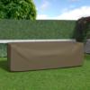 Kép 1/3 - Nortene Covertop kerti bútortakaró (230x100x70cm) 3 személyes kanapé