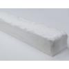 Kép 3/6 - Elite Decor DecoWood Fehér-190 Rusztikus poliuretán gerenda (EQ005)