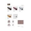 Kép 3/6 - Elite Decor DecoWood Fehér-190 Modern poliuretán gerenda (ED105)