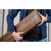 Kép 5/6 - Elite Decor DecoWood Mahagóni-190 Modern poliuretán deszka panel (ET405)