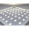 Kép 7/9 - V-TAC 23178 LED panel 60x60 cm, 40W - természetes fehér, süllyeszthető / falon kívüli