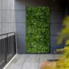 Kép 1/17 - Nortene Vertical Tropic műanyag zöldfal trópusi növényekkel (100x100 cm)