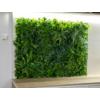 Kép 11/17 - Nortene Vertical Tropic műanyag zöldfal trópusi növényekkel (100x100 cm)