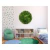 Kép 14/17 - Nortene Vertical Tropic műanyag zöldfal trópusi növényekkel (100x100 cm)