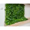 Kép 7/17 - Nortene Vertical Tropic műanyag zöldfal trópusi növényekkel (100x100 cm)