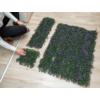 Kép 6/13 - Nortene Vertical Lavanda műanyag zöldfal levendulával (100x100 cm)