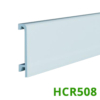 Kép 1/5 - Elite Decor Parkettaszegély léc (HCR508) kőkemény HDPS anyagból, csempéhez is!