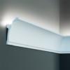Kép 2/3 - Elite Decor Tesori Poliuretán rejtett világítás díszléc (KF-704) ütésálló