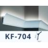 Kép 3/3 - Elite Decor Tesori Poliuretán rejtett világítás díszléc (KF-704) ütésálló