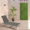 Kép 1/14 - Nortene Vertical Jasmin műanyag zöldfal jázmin virággal (100x100 cm)