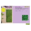 Kép 13/14 - Nortene Vertical Jasmin műanyag zöldfal jázmin virággal (100x100 cm)