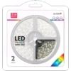 Kép 1/7 - Avide 5V-os USB csatlakozós színváltós RGB LED szalag szett (2m) vezérlővel