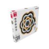Kép 7/9 - Avide Rosa Mennyezeti LED lámpa (98W - 7800 lm) RF távirányítóval