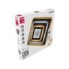 Kép 5/9 - Avide Nansy Mennyezeti LED lámpa (92W - 7500 lm) RF távirányítóval