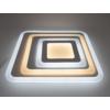 Kép 7/9 - Avide Nansy Mennyezeti LED lámpa (92W - 7500 lm) RF távirányítóval