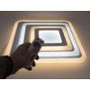 Kép 9/9 - Avide Nansy Mennyezeti LED lámpa (92W - 7500 lm) RF távirányítóval