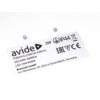 Kép 7/9 - Avide ALICE IP44 mennyezeti csillagos LED lámpa, kör alakú (24W/2200lm) hideg fehér