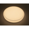 Kép 7/9 - Avide ALICE IP44 mennyezeti csillagos LED lámpa, kör alakú (24W/2000lm) meleg fehér