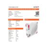 Kép 3/9 - Avide ALICE IP44 mennyezeti csillagos LED lámpa, kör alakú (18W/1500lm) meleg fehér