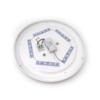 Kép 4/9 - Avide ALICE IP44 mennyezeti csillagos LED lámpa, kör alakú (18W/1500lm) meleg fehér