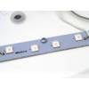Kép 5/9 - Avide ALICE IP44 mennyezeti csillagos LED lámpa, kör alakú (18W/1500lm) meleg fehér