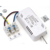 Kép 6/9 - Avide ALICE IP44 mennyezeti csillagos LED lámpa, kör alakú (18W/1500lm) meleg fehér
